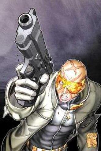 Agent X (Marvel Comics) - Image: Agent X 03 Udon Studios