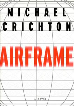 Airframe (novel) - First edition cover