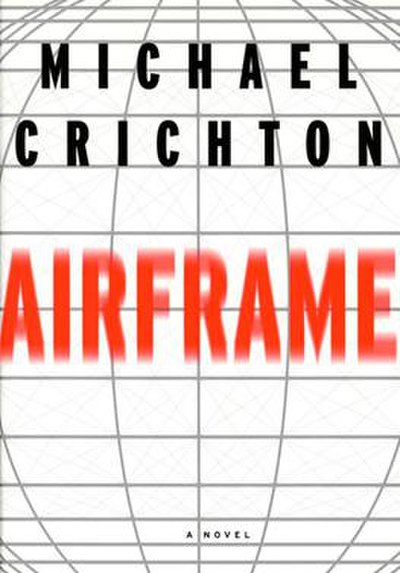 Picture of a book: Airframe