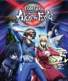 <i>Code Geass: Akito the Exiled</i> Japanese OVA series