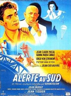 <i>Alarm in Morocco</i> 1953 film by Jean Devaivre