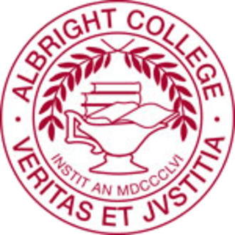 Albright College - Image: Albright College seal