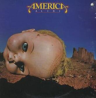 Alibi (America album) - Image: Alibi America