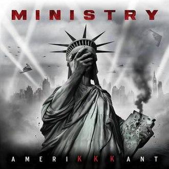 AmeriKKKant - Image: Ameri KK Kant album cover