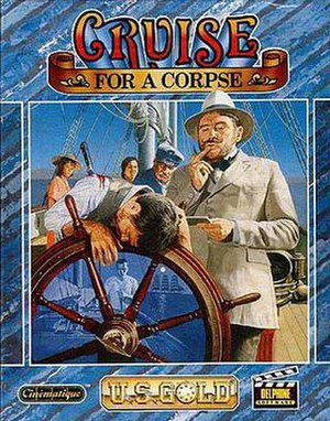 Cruise for a Corpse - Image: Amiga Cruise For A Corpse