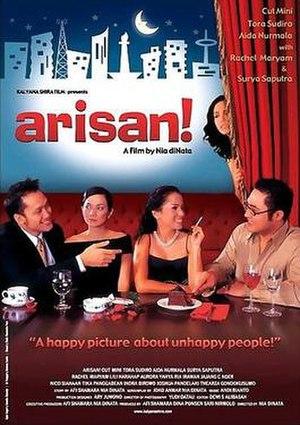 Arisan! - Arisan! film poster
