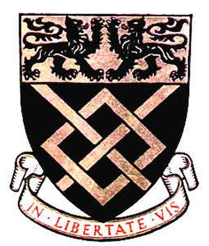 Merton and Morden Urban District - Arms of the former Merton and Morden urban district granted 1943