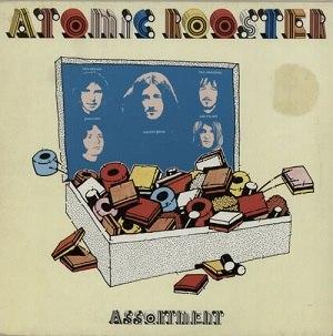Assortment (album) - Image: Atomic Rooster Assortment