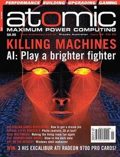 <i>Atomic</i> (magazine)