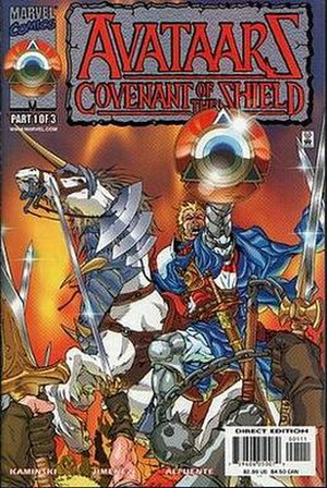 Avataars: Covenant of the Shield - Image: Avataars COTS1