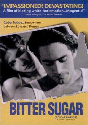 Azúcar Amarga - Region 1 DVD cover