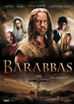 Barabbas (2012 film) - Image: Barabbas (2012 film)