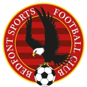 Bedfont Sports F.C. - Image: Bedfont Sports F.C. logo