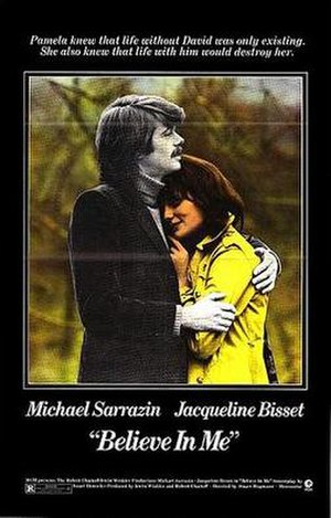 Believe in Me (1971 film) - Theatrical poster