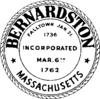 Official seal of Bernardston, Massachusetts