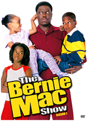 The Bernie Mac Show - Season 1 DVD cover