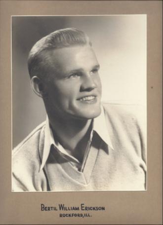 Bill Erickson - Bertil William Erickson