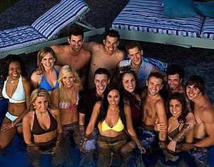 Big Brother 8 (U.S.) - Image: Big brother 8 cast