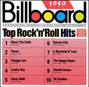 Billboard Top Rock'n'Roll Hits: 1959 - Image: Billboard Top Rock'n'Roll Hits 1959