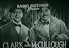 Bobby Clark & Paul McCullough, Kickin' the Crown Around (1933).jpeg