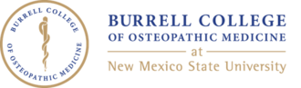 Burrell College of Osteopathic Medicine - Image: Burrell College of Osteopathic Medicine logo