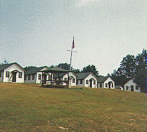 Camp High Point - Boys' campus, circa 1964
