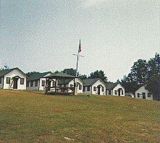 Camp High Point - Boys' campus, circa 1964