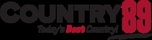 CKYY-FM - Image: CKYY country 89 logo