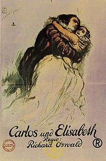 <i>Carlos and Elisabeth</i> 1924 film by Richard Oswald