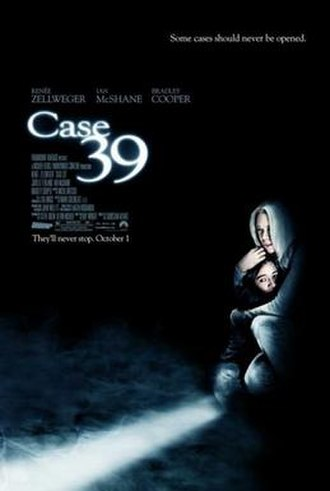 Case 39 - Theatrical film poster