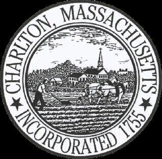 Official seal of Charlton, Massachusetts