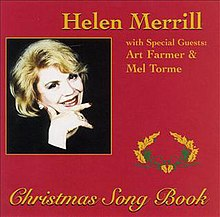 photo relating to Christmas Carol Songbook Printable named Xmas Tune E book (Helen Merrill al) - Wikipedia