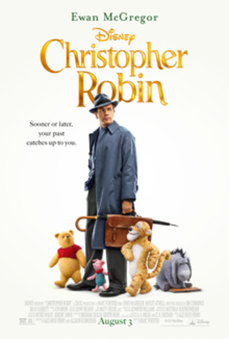 Christopher Robin (film) - Theatrical release poster