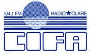 CIFA-FM - Image: Cifa fm