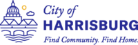 Official logo of Harrisburg, Pennsylvania
