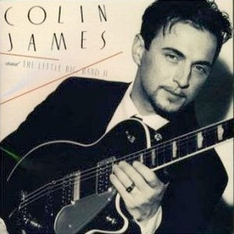 Colin James and the Little Big Band II - Image: Colin James Little Big Band II