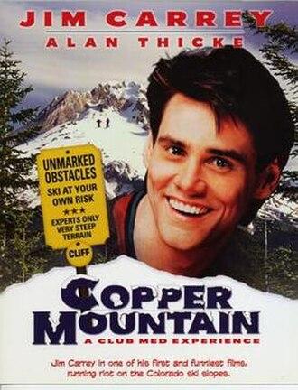 Copper Mountain (film) - DVD cover