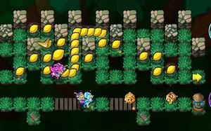 Crazy Mouse - Gameplay screenshot.