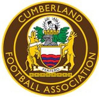 Cumberland Football Association - Image: Cumberland Football Association logo (2)