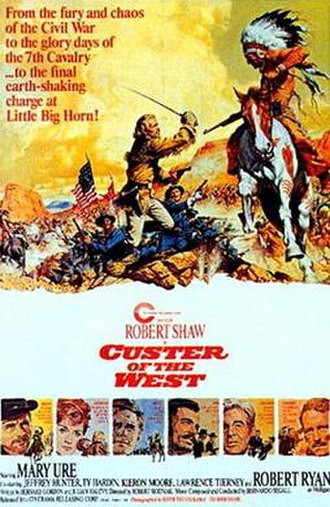 Custer of the West - Image: Custer of the West poster
