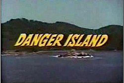 Danger Island title card