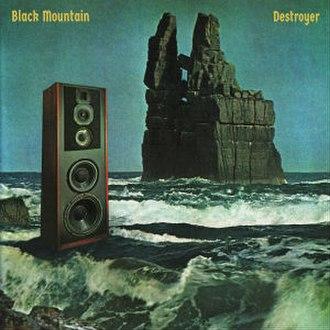 Destroyer (Black Mountain album) - Image: Destroyer Black Mountain