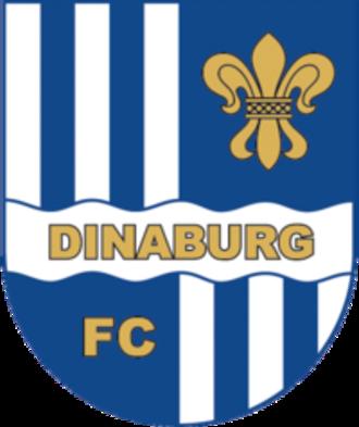 Dinaburg FC - Image: Dinaburg FC logo