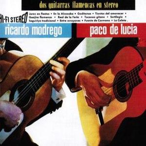Dos guitarras flamencas - Image: Dos guitarras flamencas en stereo