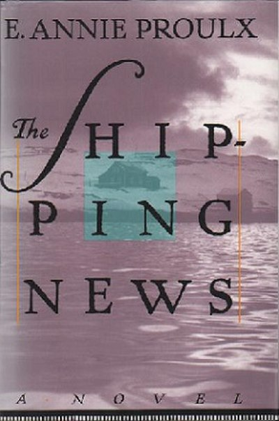 Picture of a book: The Shipping News