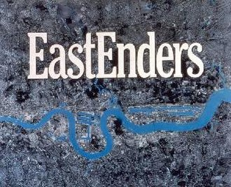 EastEnders - EastEnders original titles sequence, 1985–1993
