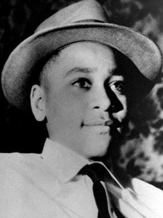 Emmett Till 14-year-old African American who was lynched in Mississippi in 1955