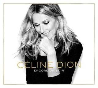 2016 single by Celine Dion