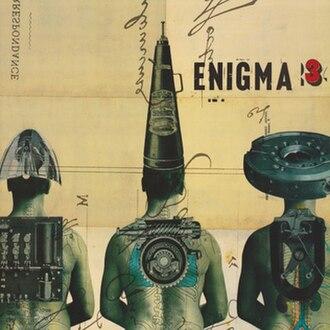 Le Roi Est Mort, Vive Le Roi! - Image: Enigma Le Roi cover