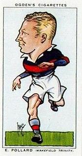 Ernest Pollard (rugby league)